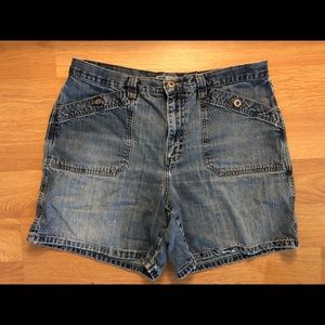 Faded Glory Shorts - Blue Jean Shorts